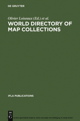 World Directory of Map Collections