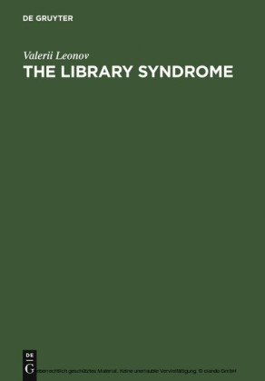 The Library Syndrome