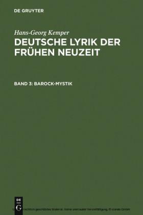 Barock-Mystik