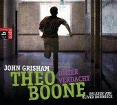 Theo Boone - Unter Verdacht, 4 Audio-CDs