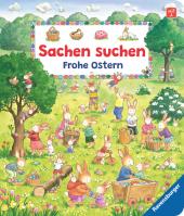 Sachen suchen - Frohe Ostern Cover