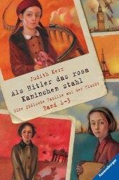 Als Hitler das rosa Kaninchen stahl, 3 Bde. Cover