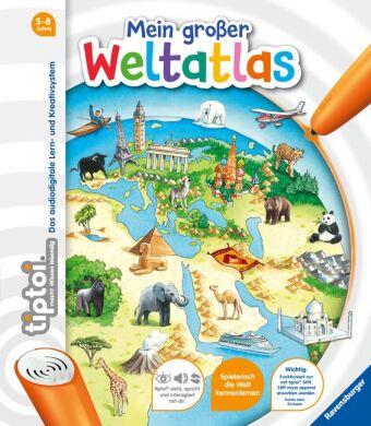 Cover des Mediums: Tiptoi - Mein großer Weltatlas