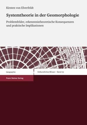 Systemtheorie in der Geomorphologie
