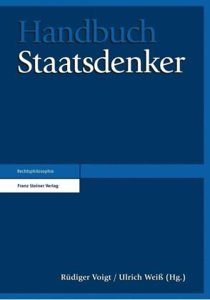 Handbuch Staatsdenker