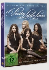 Pretty Little Liars, 5 DVDs Cover