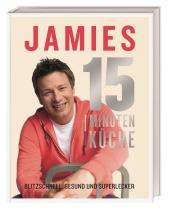 Jamies 15 Minuten Küche Cover