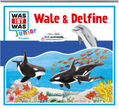 Wale & Delfine, 1 Audio-CD Cover