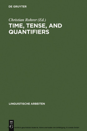 Time, Tense, and Quantifiers