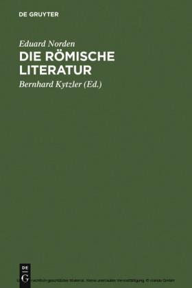 Die römische Literatur