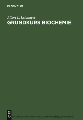 Grundkurs Biochemie