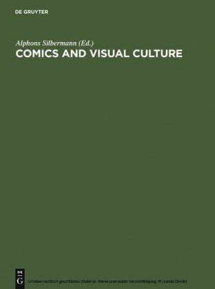 Comics and Visual Culture