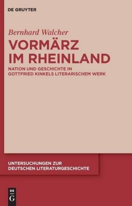 Vormärz im Rheinland
