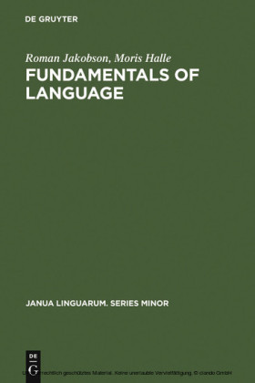 Fundamentals of Language