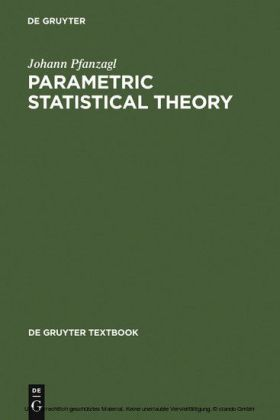 Parametric Statistical Theory