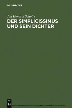 Der Simplicissimus und sein Dichter