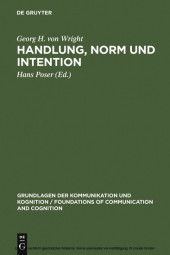 Handlung, Norm und Intention