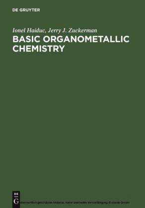 Basic Organometallic Chemistry