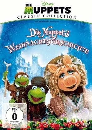 Die Muppets Weihnachtsgeschichte, 1 DVD