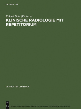 Klinische Radiologie mit Repetitorium