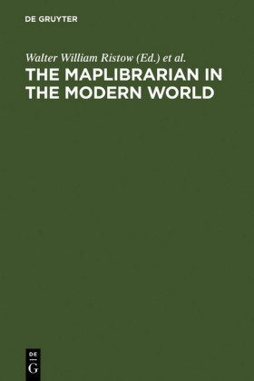 The maplibrarian in the modern world