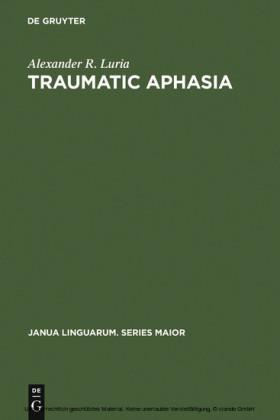 Traumatic Aphasia