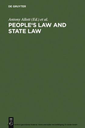 People's Law and state law