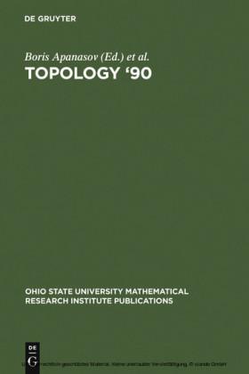 Topology '90