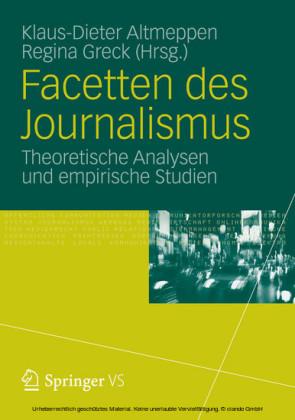 Facetten des Journalismus