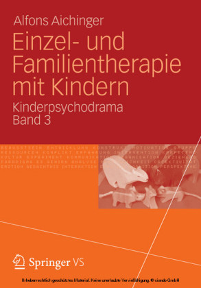 Einzel- und Familientherapie mit Kindern