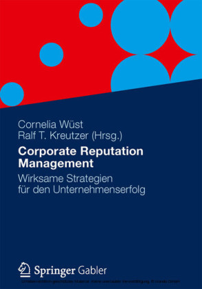 Corporate Reputation Management