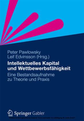 Intellektuelles Kapital und Wettbewerbsfähigkeit