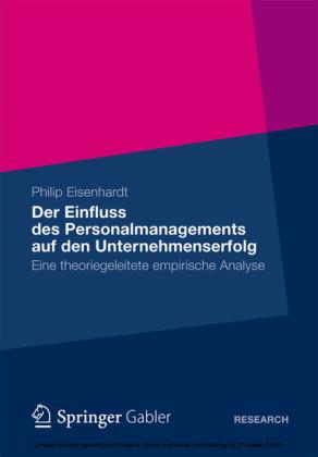 Der Einfluss des Personalmanagements auf den Unternehmenserfolg