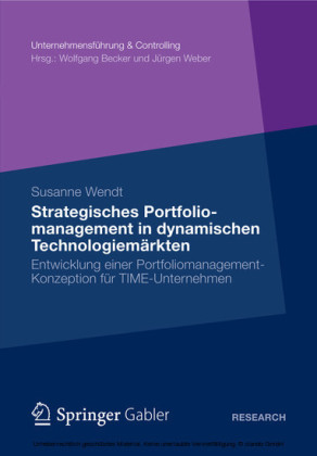 Strategisches Portfoliomanagement in dynamischen Technologiemärkten