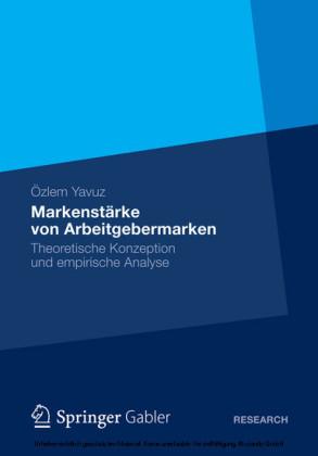 Markenstärke von Arbeitgebermarken
