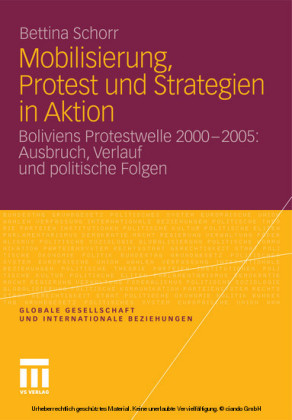 Mobilisierung, Protest und Strategien in Aktion