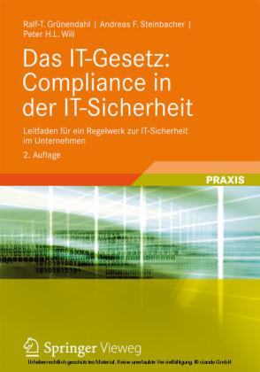 Das IT-Gesetz: Compliance in der IT-Sicherheit