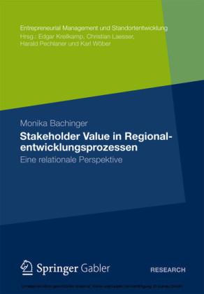 Stakeholder Value in Regionalentwicklungsprozessen