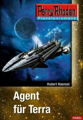 Planetenroman 1: Agent für Terra