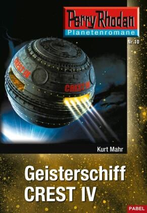 Planetenroman - Geisterschiff CREST IV