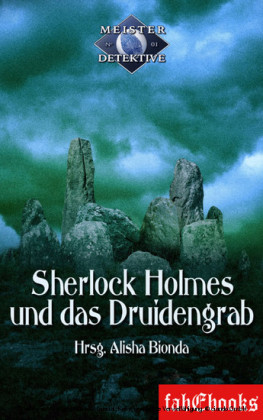 Sherlock Holmes 1: Sherlock Holmes und das Druidengrab