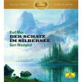 Der Schatz im Silbersee, 2 MP3-CDs