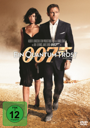 James Bond 007 - Ein Quantum Trost, 1 DVD