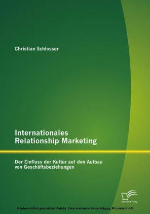 Internationales Relationship Marketing: Der Einfluss der Kultur auf den Aufbau von Geschäftsbeziehungen