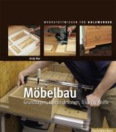 Möbelbau Cover