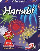 Hanabi (Kartenspiel) Cover