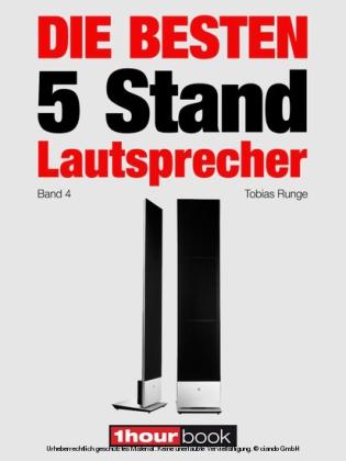 Die besten 5 Stand-Lautsprecher (Band 4)
