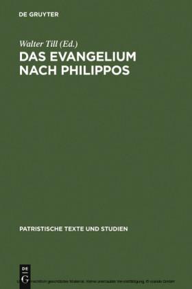 Das Evangelium nach Philippos