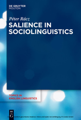 Salience in Sociolinguistics