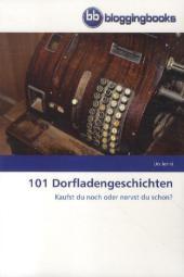 101 Dorfladengeschichten Cover